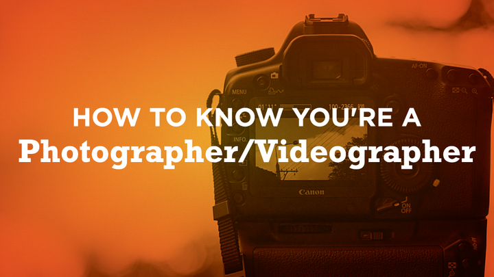 how to Videographer